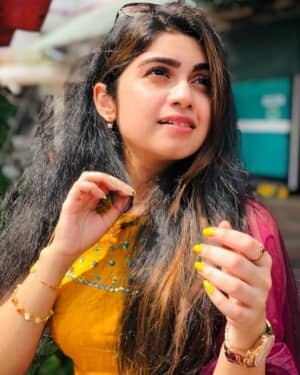 Manasa Radhakrishnan Latest Photos | Picture 1767872