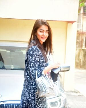 Pooja Hegde - Photos: Celebs Spotted At Bandra | Picture 1780864
