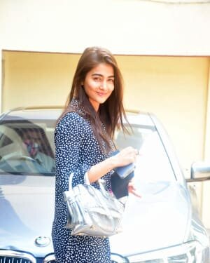 Pooja Hegde - Photos: Celebs Spotted At Bandra | Picture 1780863