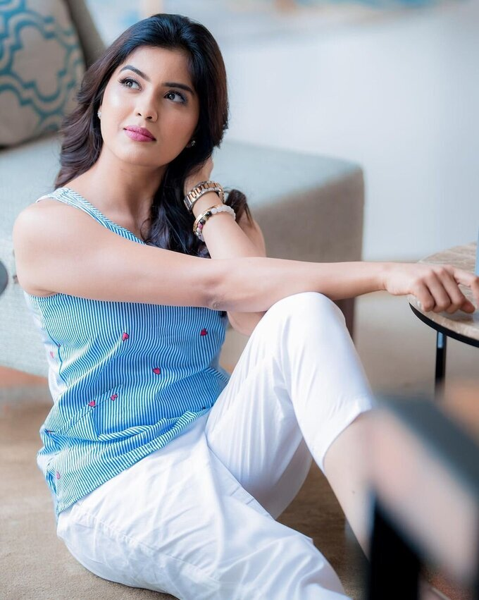Amritha Aiyer Latest Photos | Picture 1781545